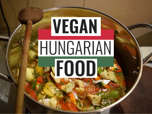 vegan hungarian food
