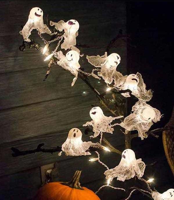 Viral Ini 10 Langkah Menghilangkan Bekas Jerawat Dari: Decorate Halloween With LED Lights