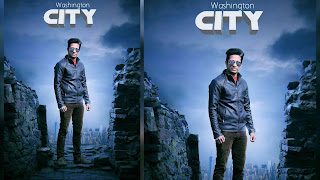 washingtone city editing by mmp picture