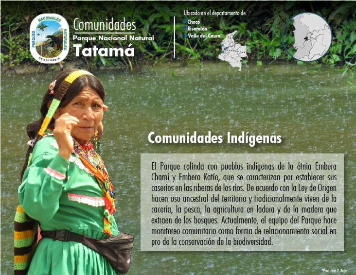 Parque Nacional Natural Tatamá.