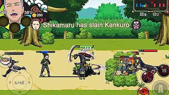 Naruto Senki Mod Apk 2.0