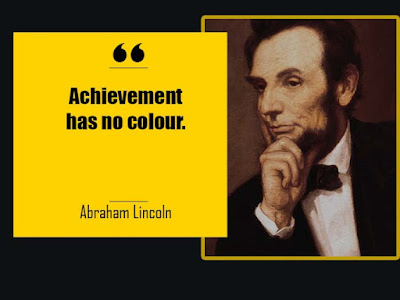Abraham Lincoln Famous quotes