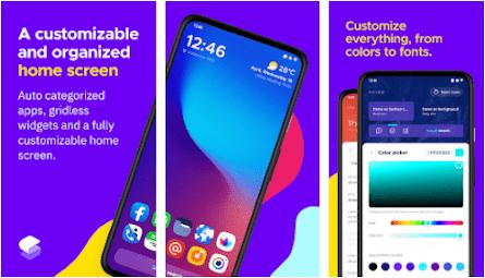 Aplikasi Launcher Android - 1