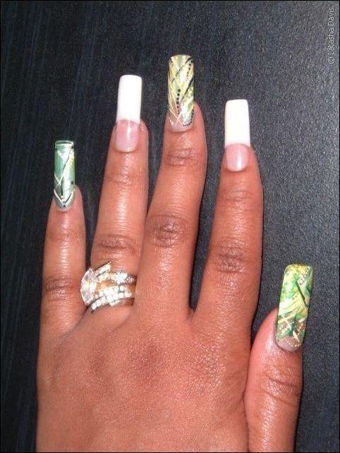 Nature Nails Nails Art: Natural Nail Designs