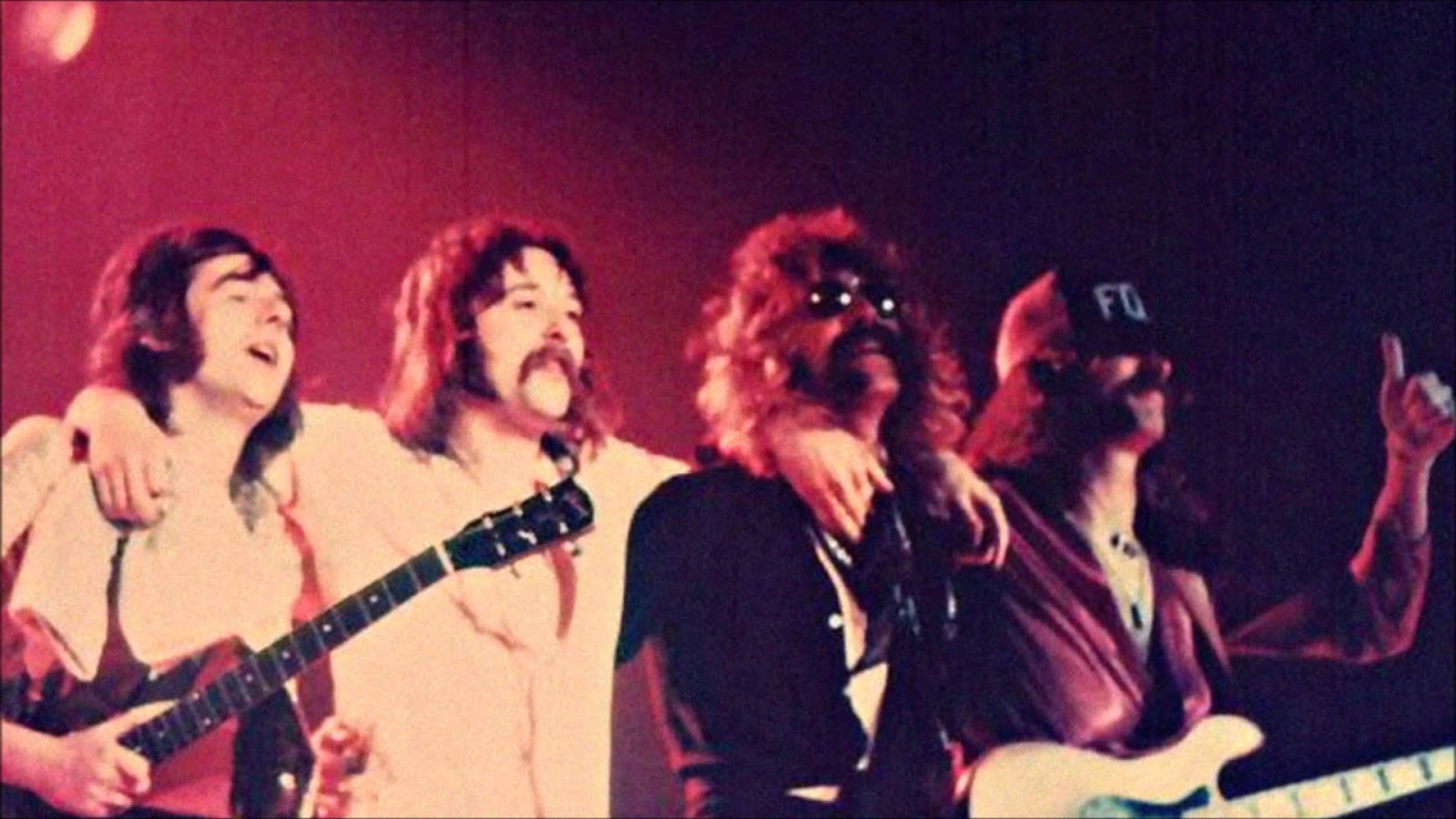 фогхэт рок группа