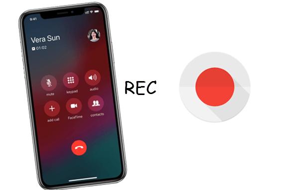 تسجيل مكالمة هاتفية على iPhone بدون تطبيقات
