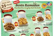 Promo Hokben Bento Ramadhan Paket Hemat + Family Deal Mulai 25 Ribuan Per Orang