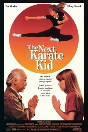 El nuevo Karate Kid