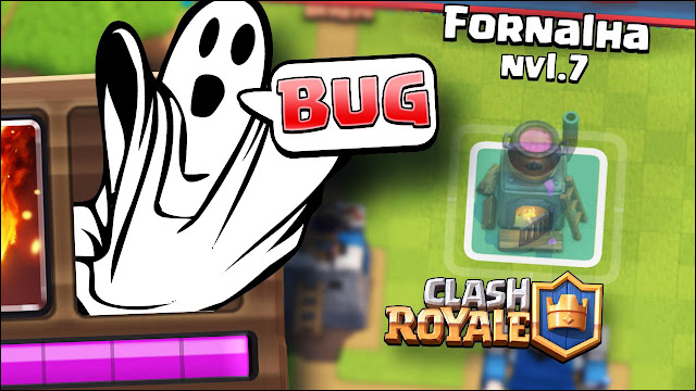 ▶️ BUG das Cartas Fantasmas no Royale - 1