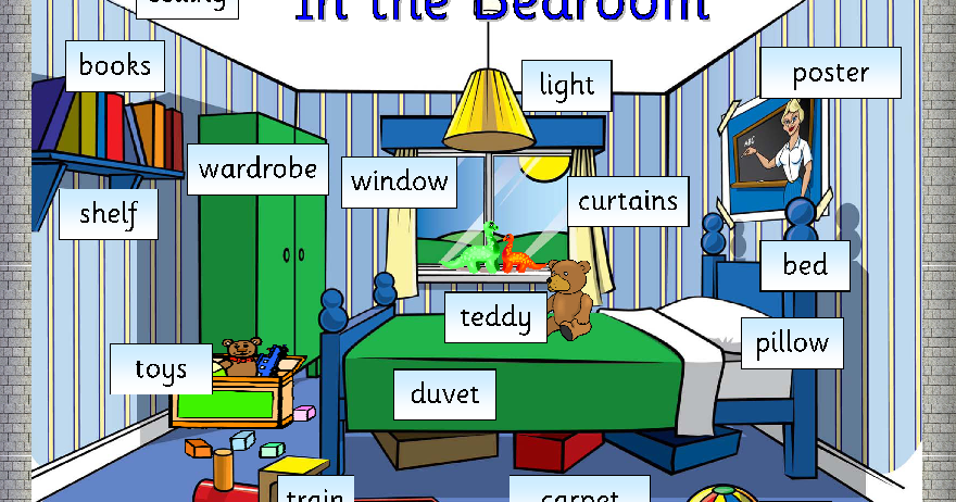 La clase de julio unit 4 english my bedroom for H b bedrooms oldham