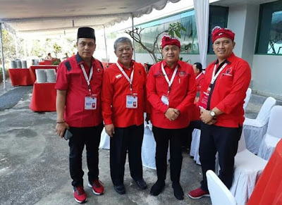 Bupati Batu Bara Hadiri Kongres V PDI Perjuangan di Bali