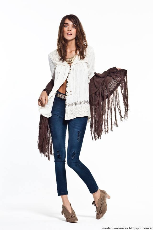 blusas y tnicas de moda otoo invierno vesna