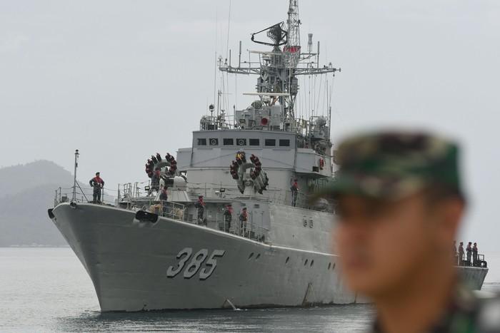 Selain Jet F-16, TNI Juga Tambah 4 Kapal Perang di Natuna