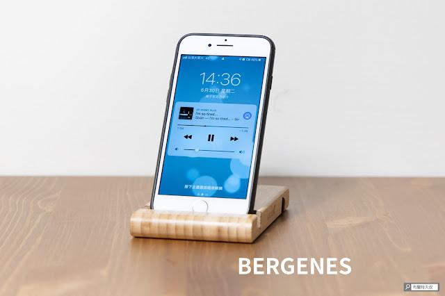 【大叔生活】居家超實用的 IKEA 圈粉小物 - BERGENES 手機架