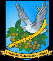 Logo Kota Administrasi Jakarta Pusat PNG