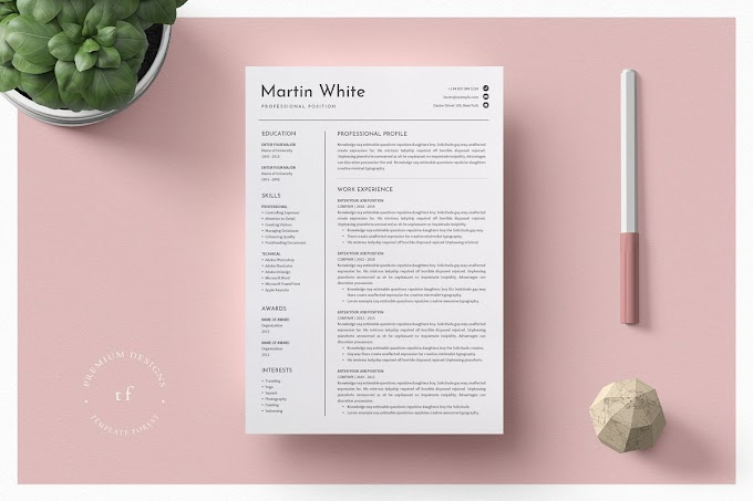 How To Design a Winning and Professional Word Resume
