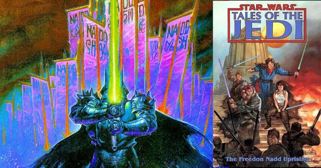 Odkrywamy Legendy: Star Wars. Tales of the Jedi: The Freedon Nadd Uprising
