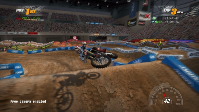 Download MX vs ATV Supercross Encore PC Gameplay