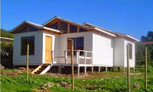 fotos casas prefabricadas isis chile