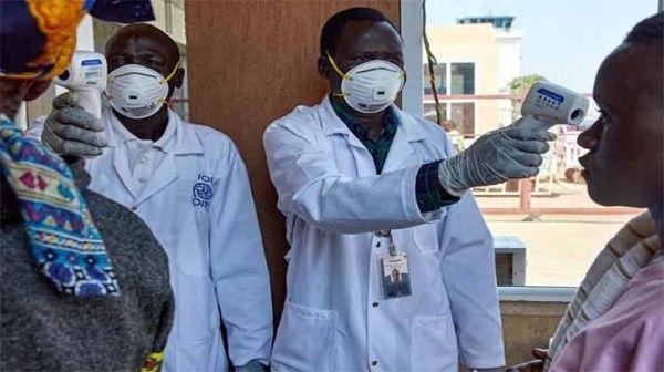 Confirman más de 2.000 recuperados de Covid-19 en África