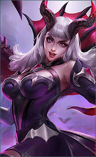 Alice Queen Of The Apocalypse Heroes Mage of Skins Rework V4