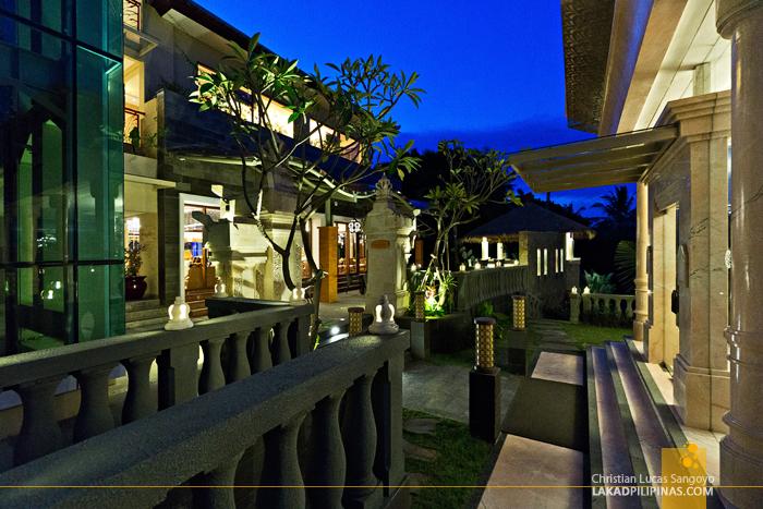 Seres Springs Resort Ubud Bali