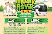 Promo Alfamart Mudik Asyik Lebaran Periode 1 Maret - 15 April 2020