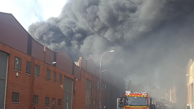 incendio cobo calleja