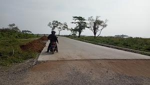 107 Milyar Lebih Anggaran Pembangunan Jalan Diduga Pekerjaannya Asal