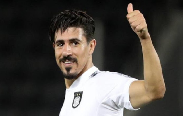 رجل اعمال اماراتى يمول صفقة بغداد بونجاح ... واللاعب يرتدى قميص الاهلى فى الصيف