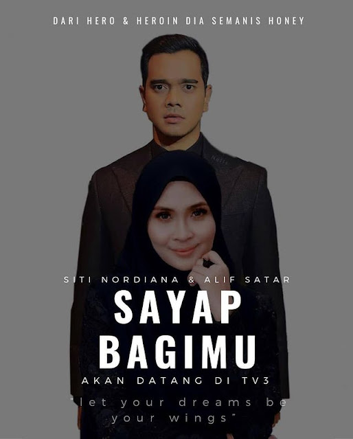 Drama Sayap Bagimu TV3