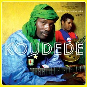 Koudede, Guitars from Agadez Vol. 5
