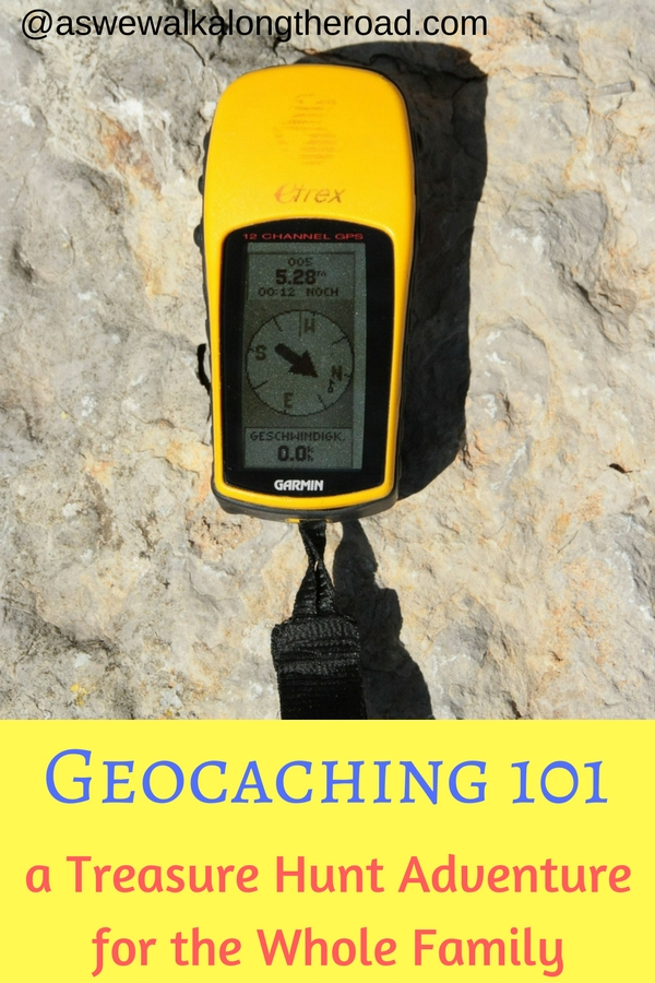 Information about geocaching