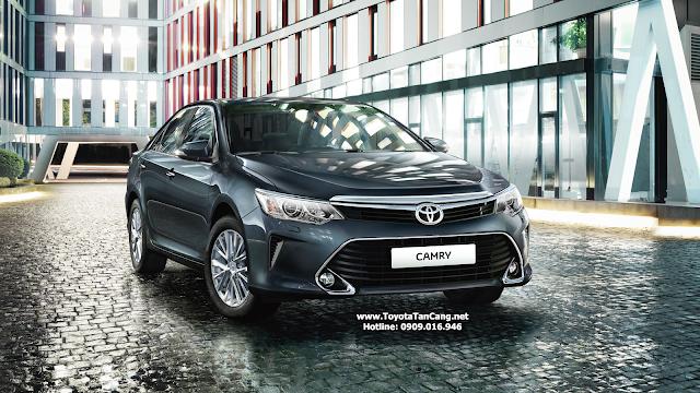 toyota camry 2015 toyota tan cang 10 -  - So Sánh Toyota Camry và Honda Accord : Hiện đại đối đầu với truyền thống