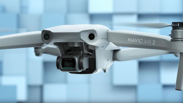Vuelo Drones Mavic