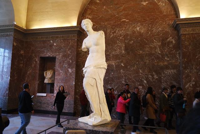 Venus de Milo du Louvre