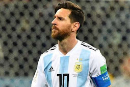 Lionel Messi Wants to Rest to Give the Best in the World Cup