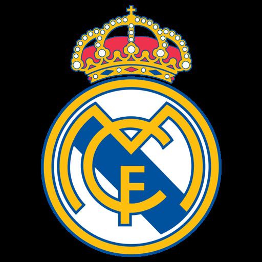 Real Madrid logo 2021-2022