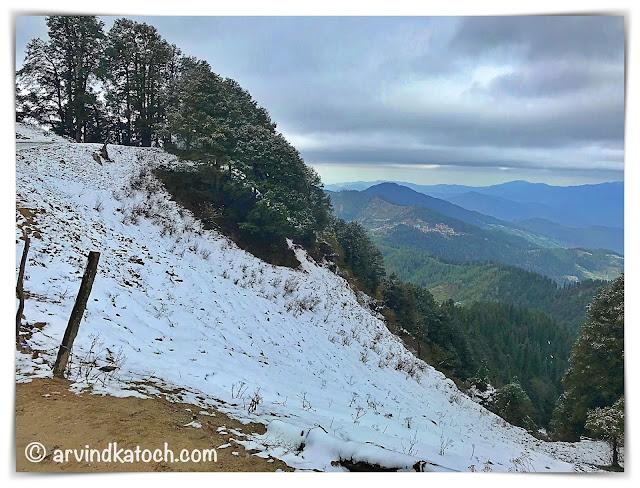 Journey to the Hatu Peak