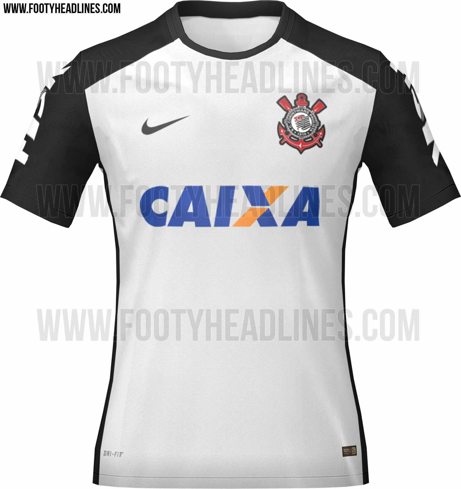77dc81d494e4e    Camisas Corinthians Nike 2015
