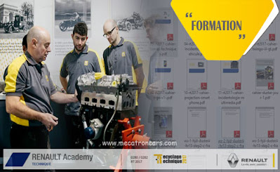 Formation renault academy