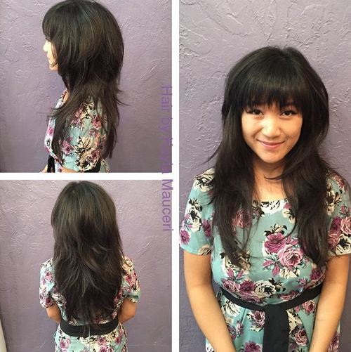 Fine Gorgeous Trendy Layered Hairstyles For Long Hair Jere Haircuts Short Hairstyles Gunalazisus