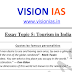 Vision IAS Essay Value Added Material Complete PDF Download