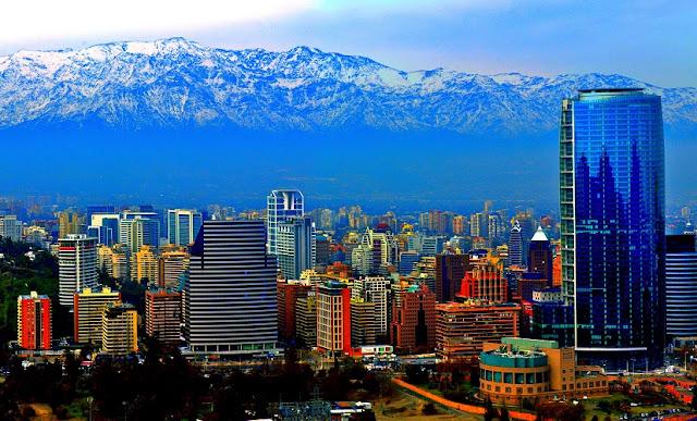 Aluguel de carro em Santiago do Chile