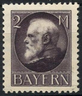 Bavaria 2m Deep Violet King Ludwig III