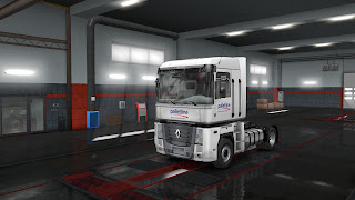 european logistics companies paint jobs pack screenshots 9, palletline