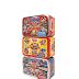 Super Zings Rivals of Kaboom Caixa de Metal com 5 Figuras