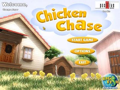 لعبة مزرعة الدجاج Chicken Chase