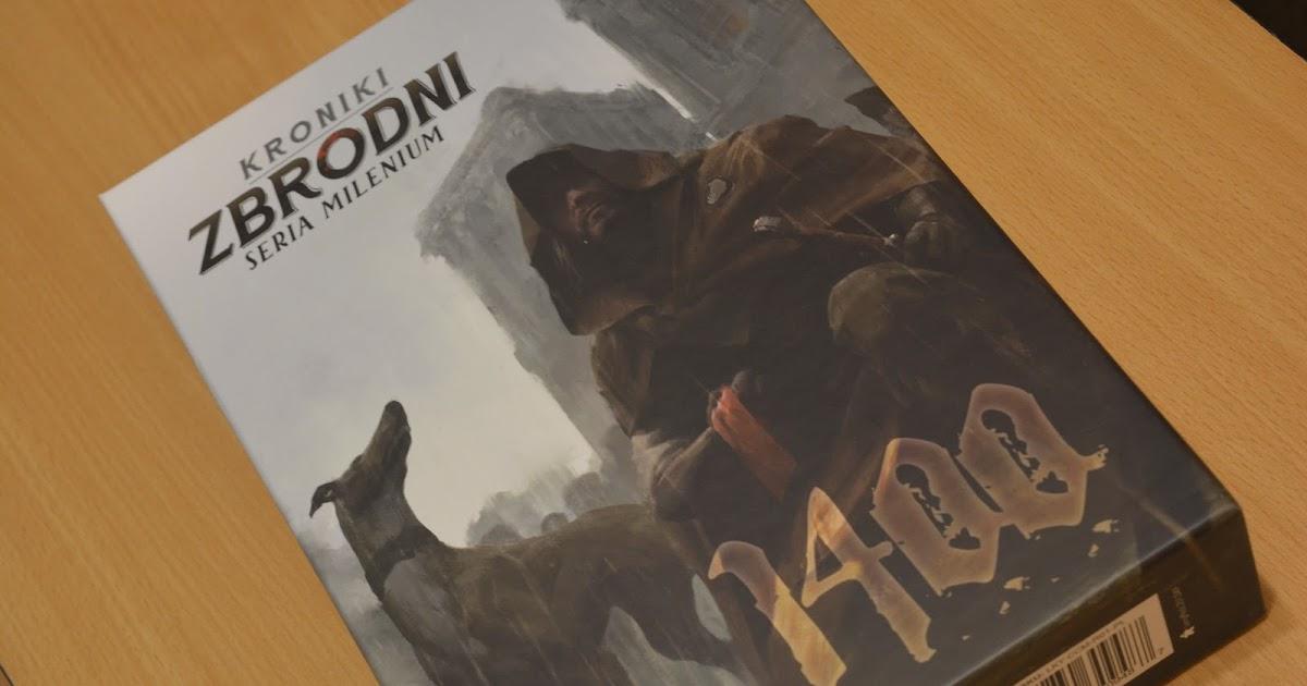 Rozwiążesz zagadki na podstawie wizji? – recenzja gry Kroniki Zbrodni seria milenium: 1400