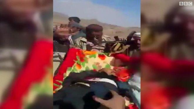 """""""مقتل"""" الرئيس اليمني السابق علي عبد الله صالح"""